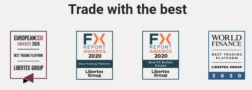 libertex awards
